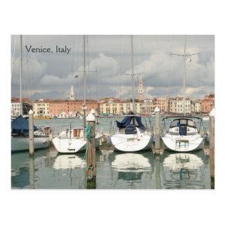Postal de Venecia Italia