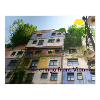 Postal de Viena