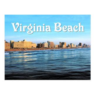 Postal de Virginia Beach
