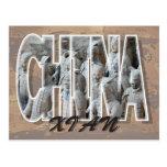 Postal de Xi'an, China