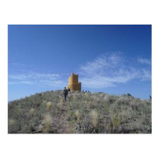 Postal de Ziggurat Crestone Colorado
