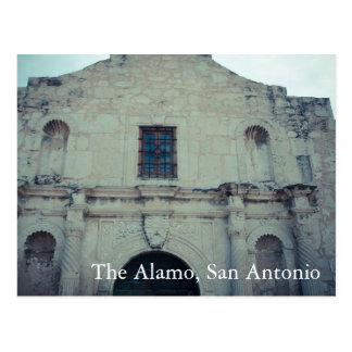 Postal del Álamo, San Antonio, Tejas