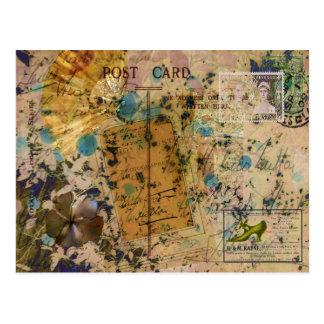 Postal del amor de la isla