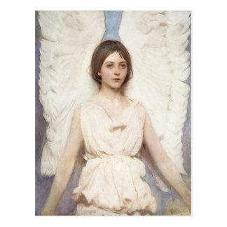 Postal del ángel de Thayer