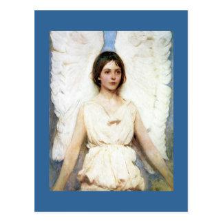 Postal del ángel