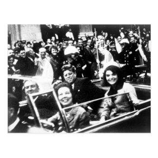 Postal del aniversario de JFK 50.o