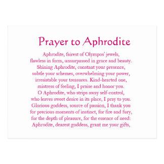Postal del Aphrodite
