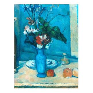 Postal del arte de Paul Cezanne