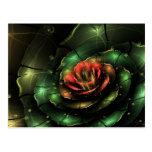 Postal del arte del fractal: Respire