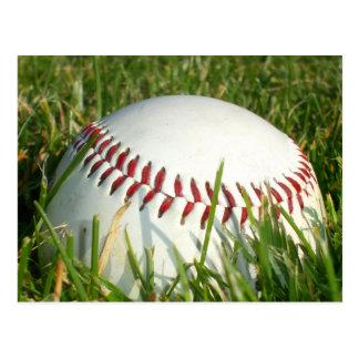 Postal del béisbol