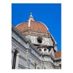 Postal del calendario de Florencia 2014