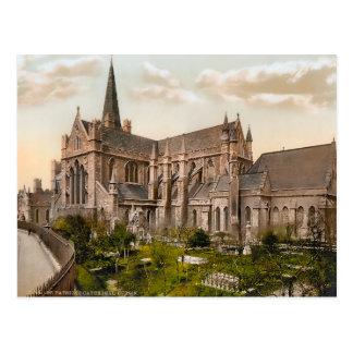 Postal del calendario de la catedral 2015 de St