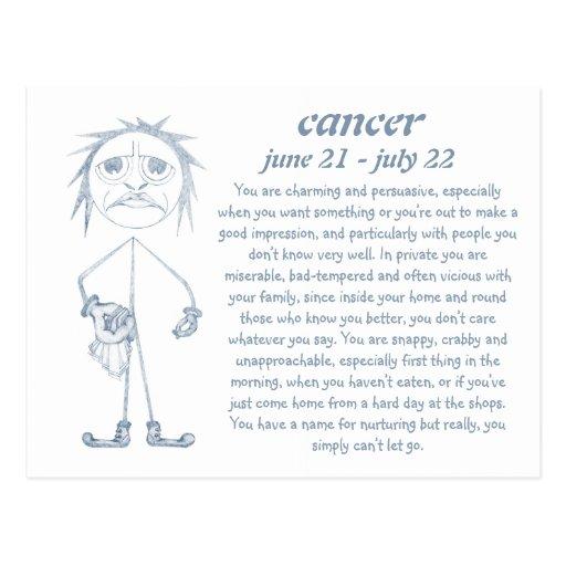 Postal del cáncer [- BitchScope -]