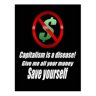 Postal del capitalismo