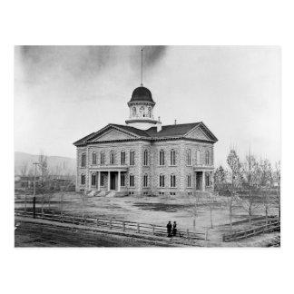 Postal del capitolio del estado de Nevada
