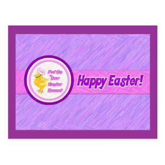 Postal del capo de Pascua