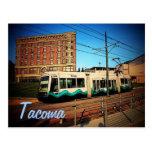 Postal del carril de Tacoma