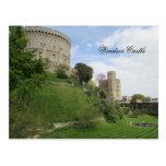 Postal del castillo de Windsor