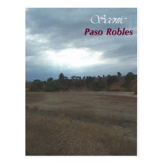 Postal del cauce del río de Huero Huero Paso Robl