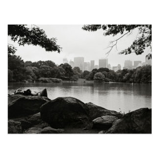Postal del Central Park