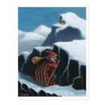 postal del chaval del navidad