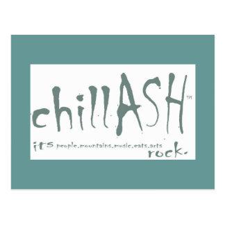 postal del chillASH