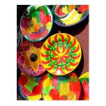 Postal del color de Guatemala