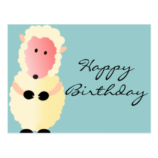 Postal del cumpleaños de Cottonball