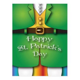 Postal del día de St Patrick