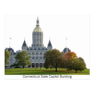 Postal del edificio del capitolio del estado de Co