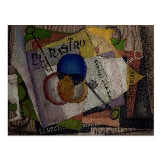 Postal del EL Rastro de Rivera