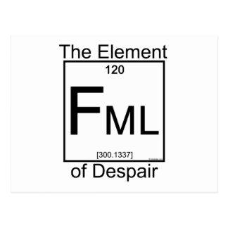 Postal del elemento FML