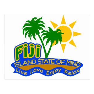 Postal del estado de ánimo de Fiji
