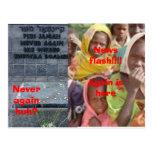 Postal del genocidio