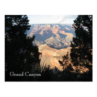 Postal del Gran Cañón