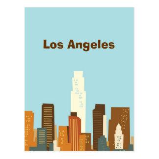 Postal del LA