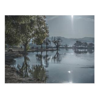 Postal del lago 2