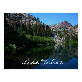 Postal del lago lake Tahoe California Eagle