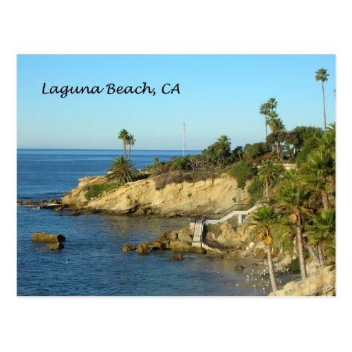 Postal del Laguna Beach