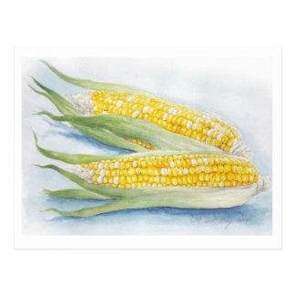 Postal del maíz