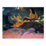 """Postal del Miti"" - Paul Gauguin de Fatata Te"