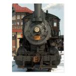 Postal del motor 31 de Strasburg