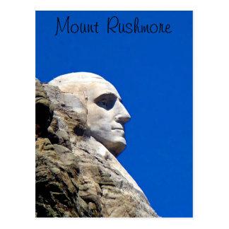 Postal del Mt Rushmore