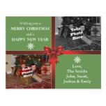 Postal del navidad