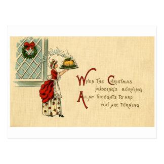 Postal del navidad (CA 1915)