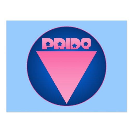 Postal del orgullo