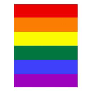 Postal del orgullo de LGBT