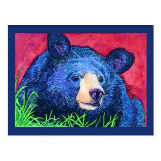 """Postal del oso de la luna - """"Rosie """""""