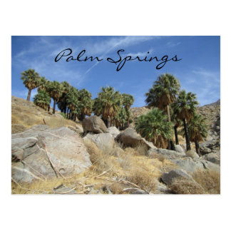 Postal del Palm Springs
