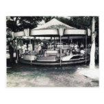 Postal del parque de atracciones de San Souci